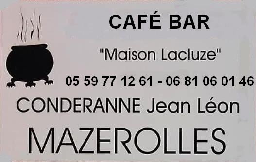 Cafe rest lacluze